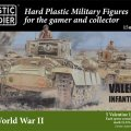 Photo of 15mm British Valentine Tank (WW2V15034)