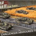 Photo of Challenger Armoured Troop (Plastic) (TBBX11)
