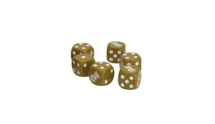 Armoured Fist Dice