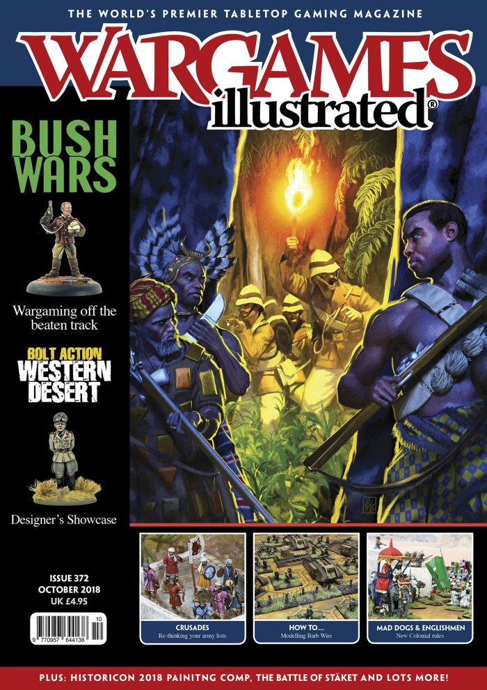 Wargames Illustrated 372 -  Wargames Illustrated