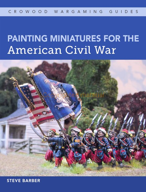 Painting Miniatures for the American Civil War