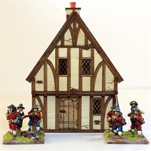 Tudor Timber Frame Cottage