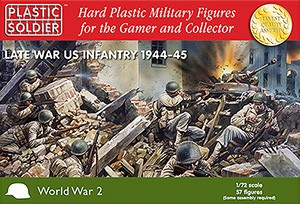 1/72nd American Infantry 1944-45.