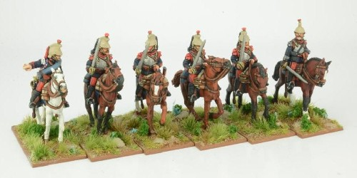 French Cuirassiers (pack 2)