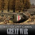 Photo of Great War - British Unit Cards (GBR901)