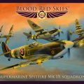 Photo of Blood Red Skies Supermarine Spitfire MK IX Squadron (772212004)