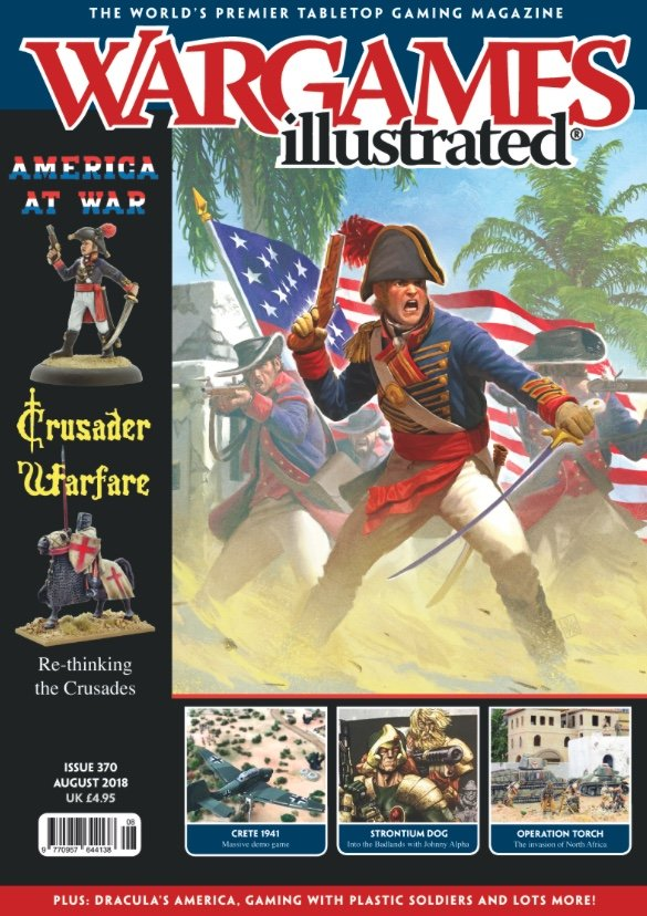 Wargames Illustrated 370