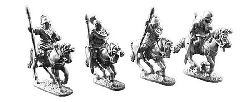Spanish Armoured Cavalry