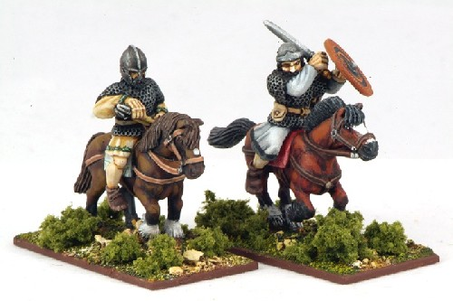 Irish Mounted Curaidh (Hearthguard Champions)