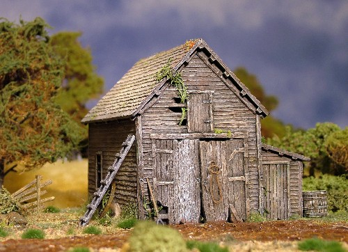 Ramshackle Barn