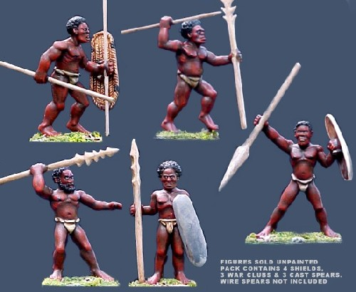 Melanesian Island Warriors 2