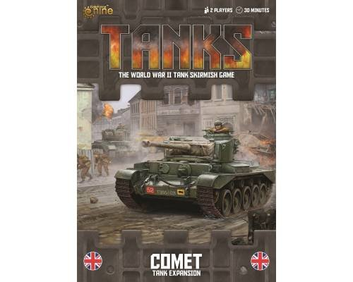 BRITISH COMET TANK EXPANSION