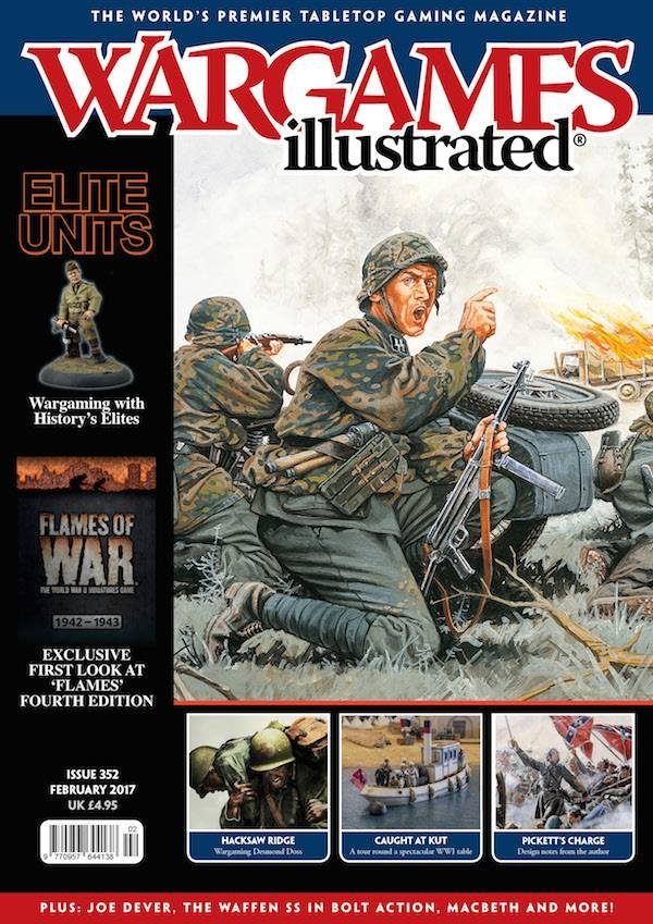 Wargames Illustrated 352