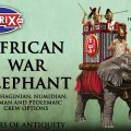 Photo of African War Elephant (VXA029)