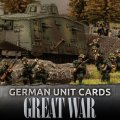 Photo of Great War - German Unit Cards (GGE901 )