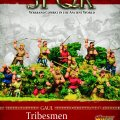 Photo of SPQR: Gaul - Tribesmen with Javelins (152214005)