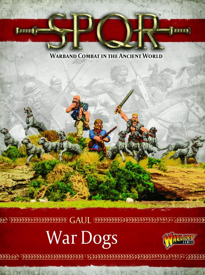 SPQR: Gaul - War Dogs