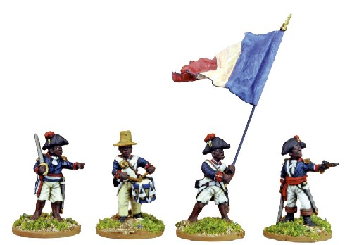 Haitian Infantry Command