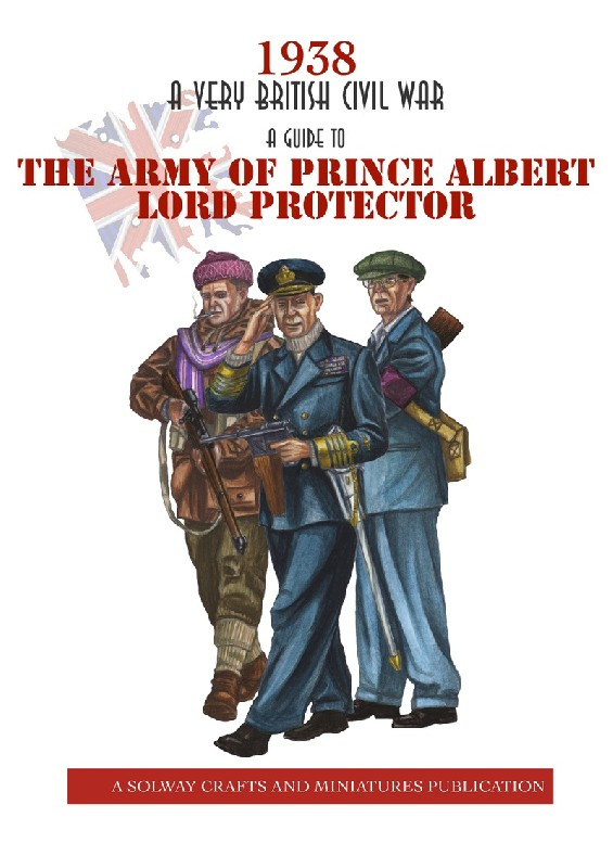 The Army of Prince Albert, Lord Protector