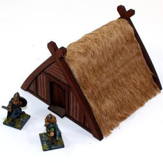 Norse Storehouse/ Hut