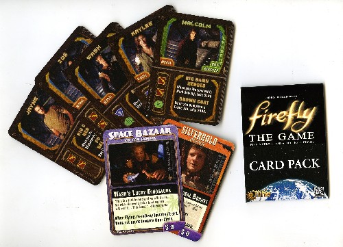 Firefly Character Card Pack.