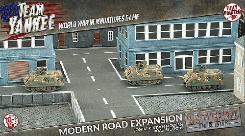 Modern Road Expansion