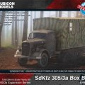 Photo of SdKfz 305/3a Expansion Set - Box Body (Einheitskoffer)  (RU-280047)