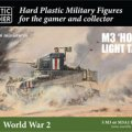Photo of 15mm M3 'Honey' Light Tank (WW2V15033)