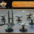 Photo of Firefly: Customizable Ship Models  (FIREFLY007)
