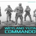 Photo of AVP WEYLAND YUTANI COMMANDOS UNICAST (AVPCM04)