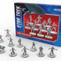 Photo of STAR TREK ADVENTURES MINIATURES: NEXT GENERATION AWAY TEAM (MUH051234)