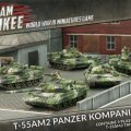 Photo of T-55AM2 Panzerkompanie (plastic) (TEBX03)