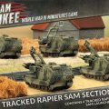 Photo of Tracked Rapier SAM Section  (TBBX07)