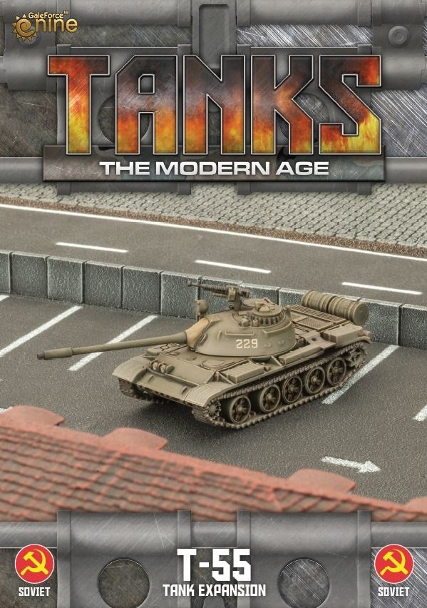 T-55 Tank Expansion