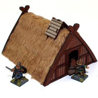 Norse Hovel/Workshop