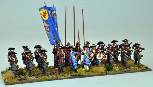 Dutch 1672 Regiment