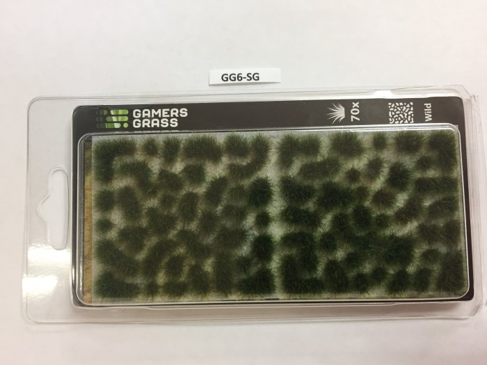 Gamers Grass Strong Green Tufts