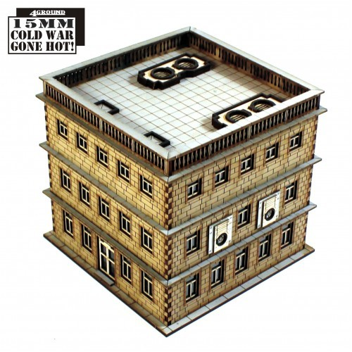 15mm Tenement Block 2