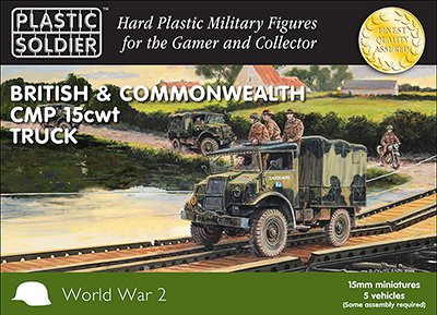 British & Commonwealth CMP 15cwt Truck