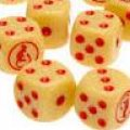 Photo of Desert Rats Dice Set (6) (TANKS45)