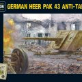 Photo of German Heer Pak 43 anti-tank gun (402212008)
