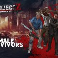 Photo of Project Z - Male Survivors (WGZ-ZOM-02)