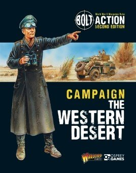 Bolt Action: Campaign: The Western Desert