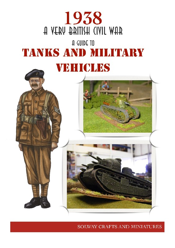 A Guide to Tanks and Military Vehicles
