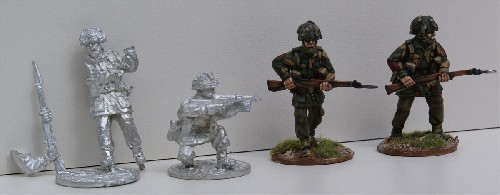 British Paratrooper Riflemen II