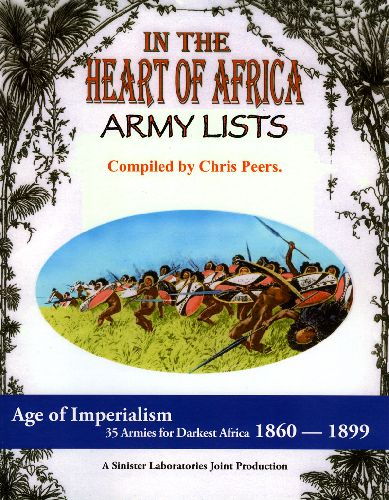 Army Lists for In The Heart of Africa