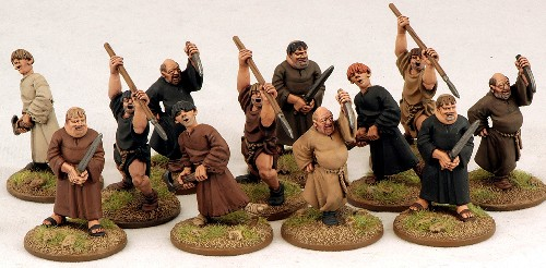 Fanatic Pilgrims (Monks)