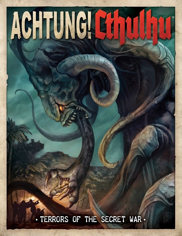 Achtung! Cthulhu – Terrors of the Secret War