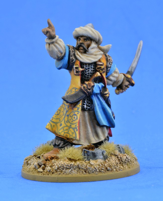 SAGA Islamic Priest (1)