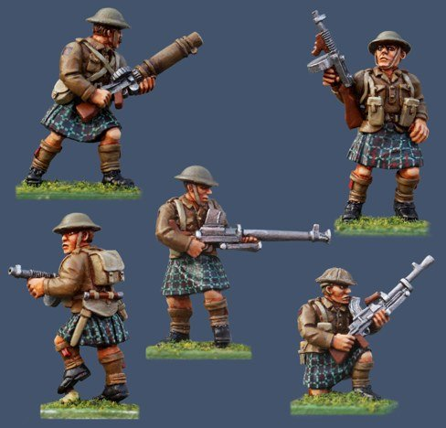 Highland Special Weapons